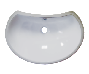 Premier White Smiley Vanity